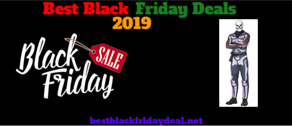 Adult Skull Trooper Costume Black Friday 2019 Deals