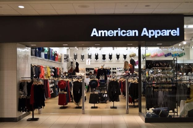 American Apparel Black Friday Sale