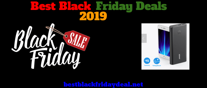 Anker powercore+ 26800 pd Black Friday 2019
