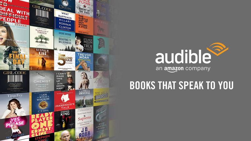 Audible Black Friday