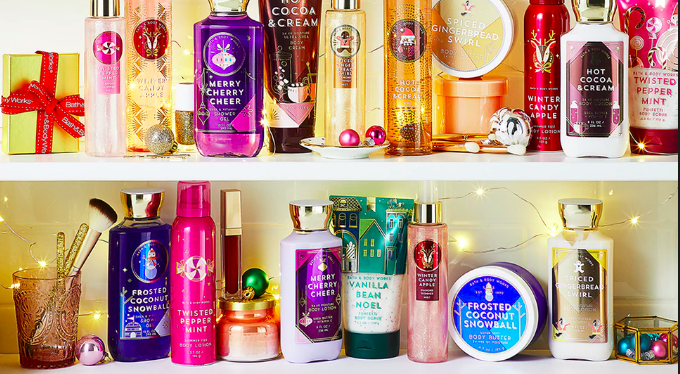 Bath & Body After christmas deals