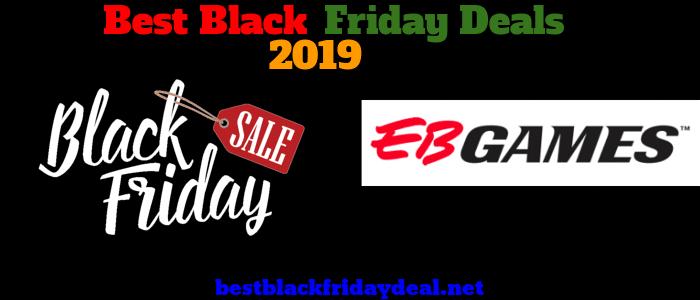 EB GAmes Black friday 2019 sale