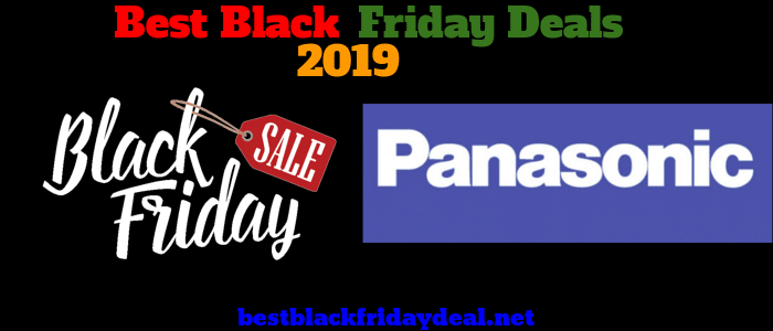 Panasonic Black friday 2019 sale