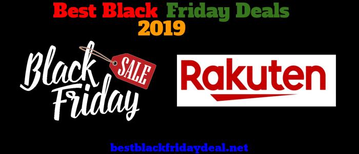 Rakuten Black friday 2019 sale