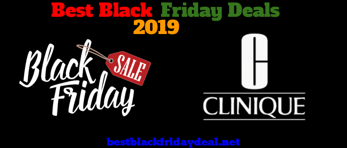 Clinique Black friday 2019 sale