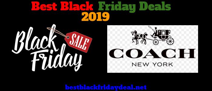 Coach Black friday 2019 sale