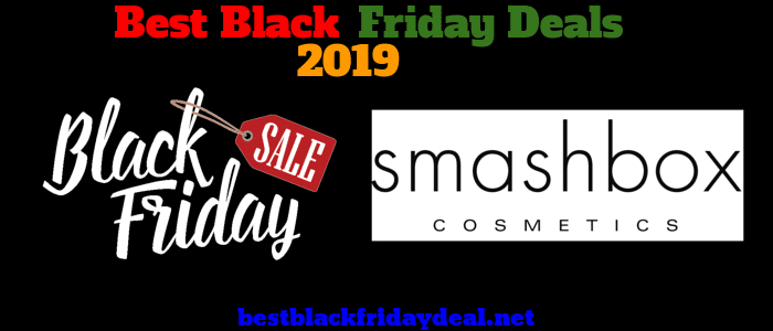 Smashbox Black friday 2019 sale