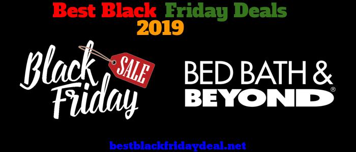 Bed Bath & Beyond Black friday 2019 sale