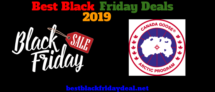 Canada Goose Black friday 2019 sale