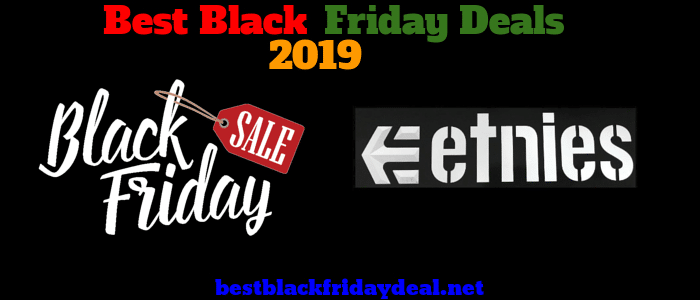 Etnies Black friday 2019 sale