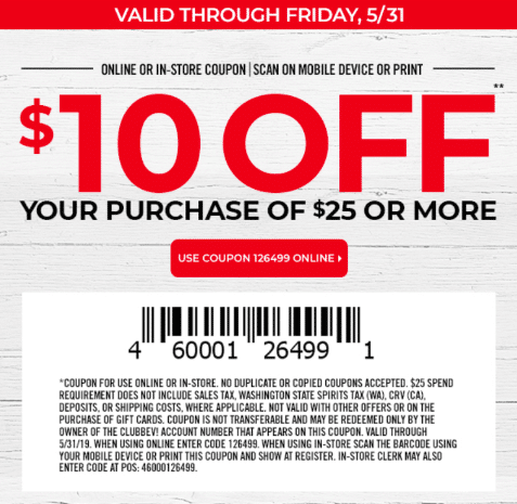 Bevmo Black Friday Sale 2019