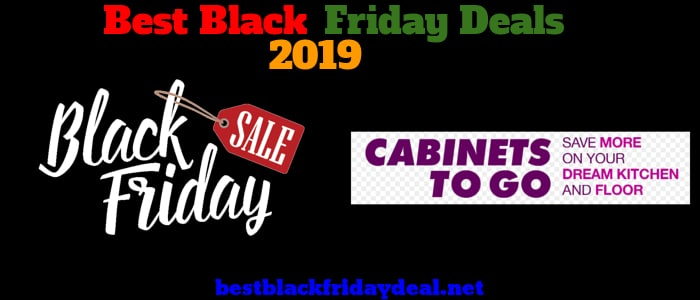 Cabinets to go Black Friday 2019 Sale