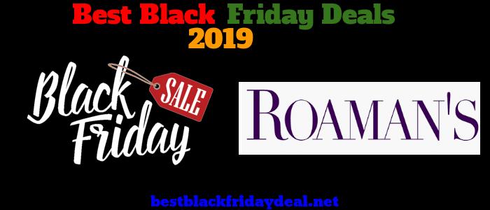 Roamans Black Friday 2019 Deals
