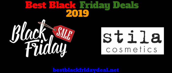 Stila cosmetics Black Friday 2019 Deals