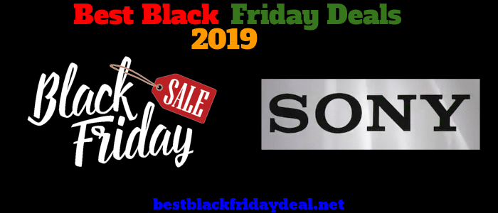 Sony store Black Friday 2019 Deals