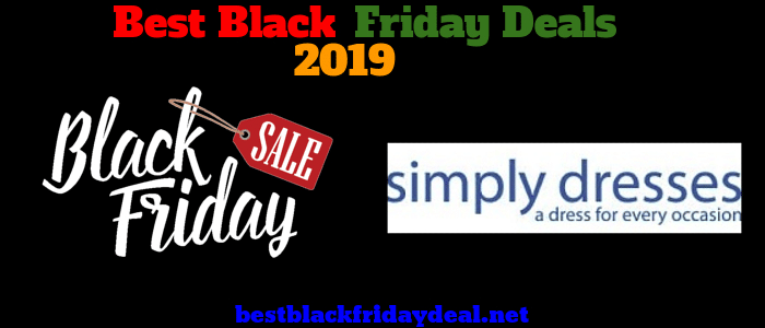 Simply dresses Black Friday 2019 Sale
