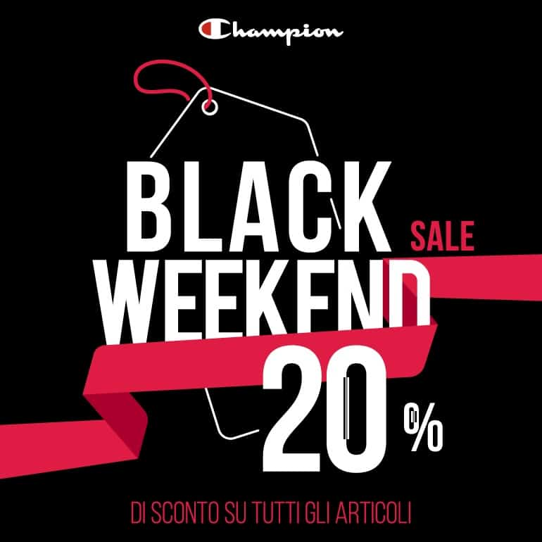 Champion Black Friday Ad