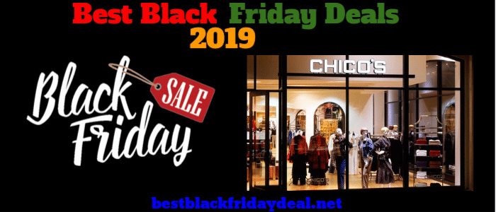 Chico's Black Friday Sale 2019