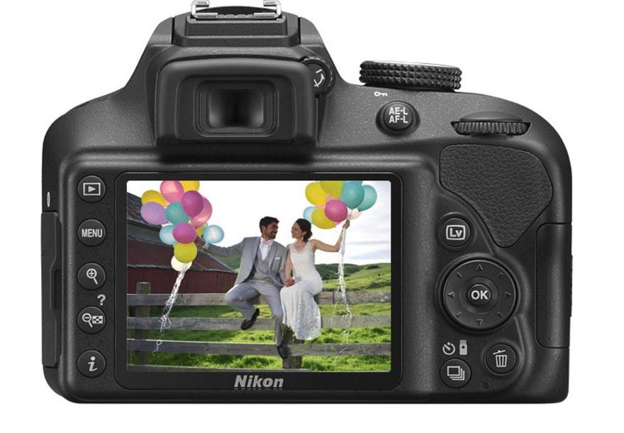 D3400 Camera