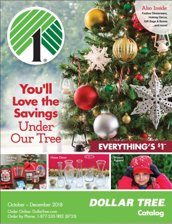 Dollar Tree Black Friday Ad Scan 2018