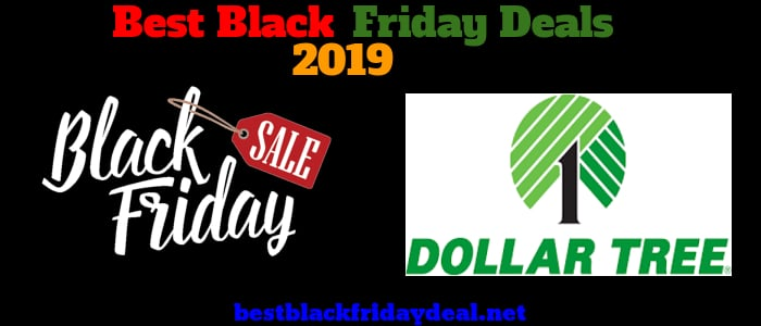 Dollar Tree Black Friday 2019 Deals
