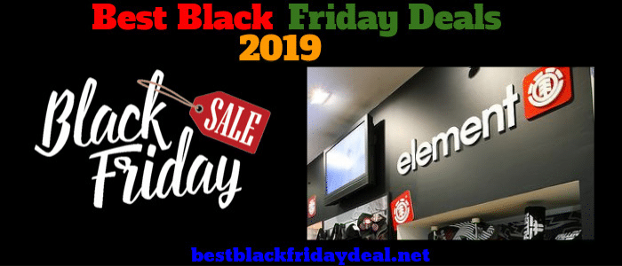 Element Black Friday Sale 2019