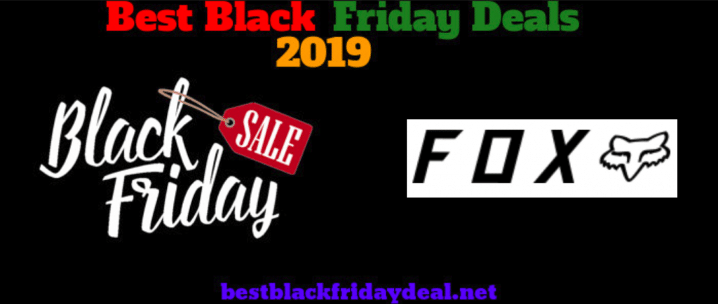 Fox Racing Black Friday 2019 Deals