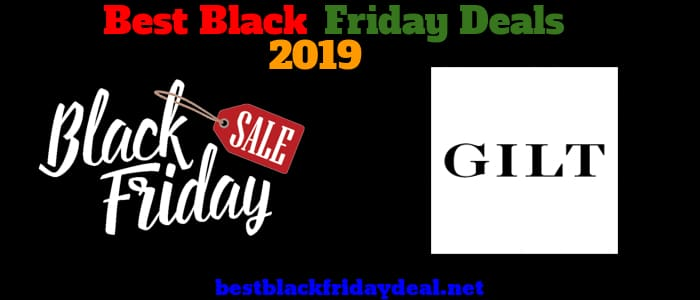 Gilt Black Friday 2019 Deals