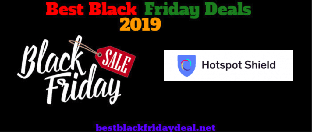 Hotspot Shield VPN Black Friday 2019