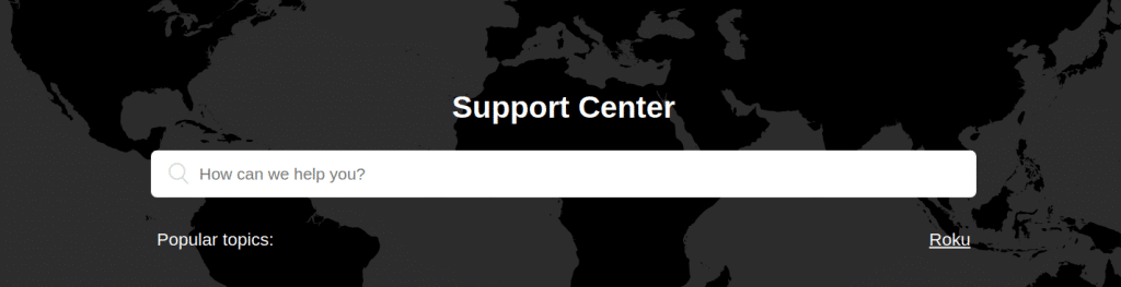 IpVanish Support Center