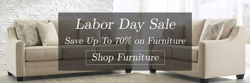 Labor Day Furniture Sale 2020