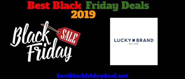 Lucky Brand Black Friday 2019 Deals