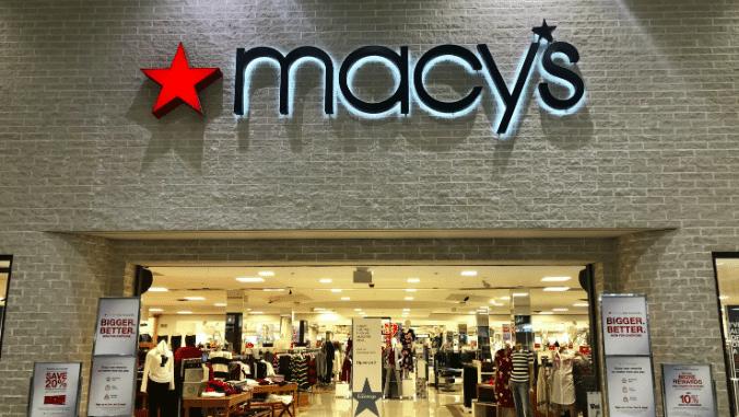 Macy's New Year Sale