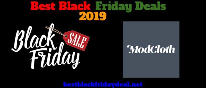 Modcloth Black Friday 2019 deals