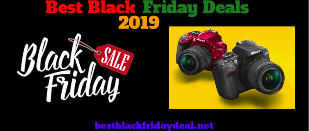 NIkkon D3400 Camera Bundel Black Friday Deaks 2019