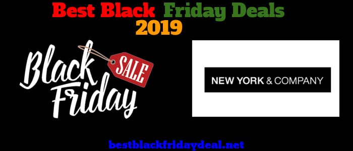 New York and Company Black Friday 2019 Sale