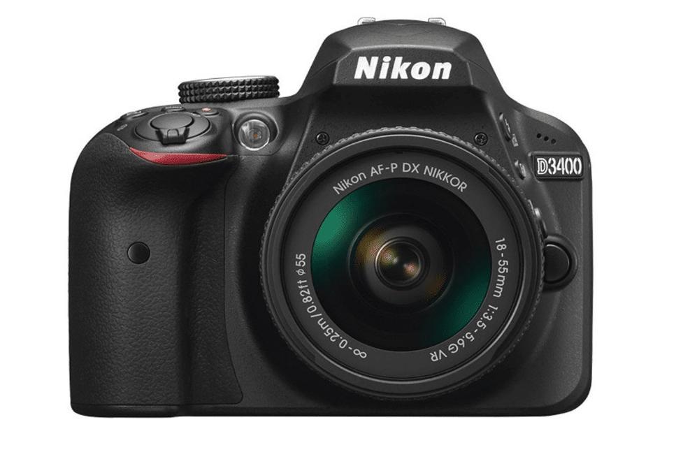 Nikon D3400 Black friday Sale 2019
