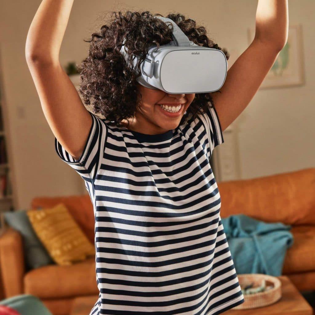 Oculus Go Stanalone VR Headset Black Friday Deals 2019