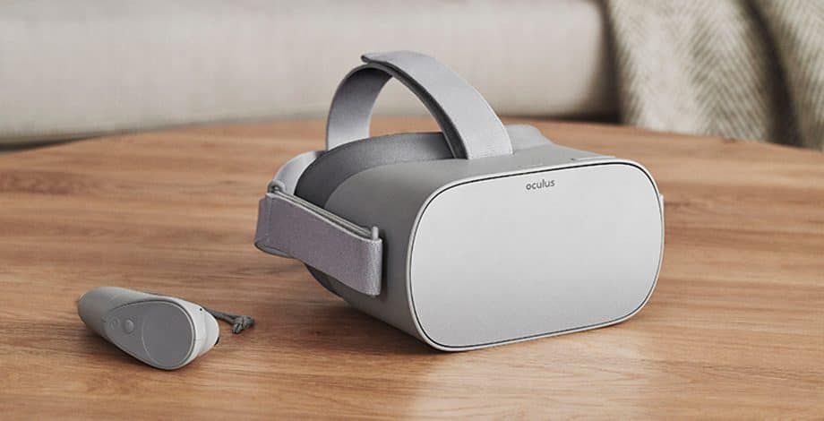 Oculus Go Stanalone VR Headset Black Friday Deals