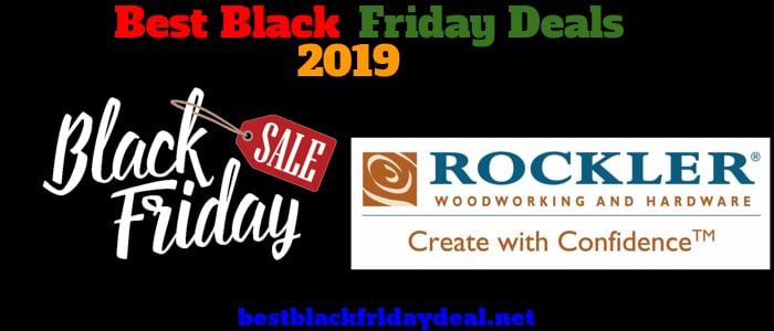 Rockler Black Friday 2019 Deals