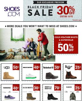 Shoebuy Black Friday Deals