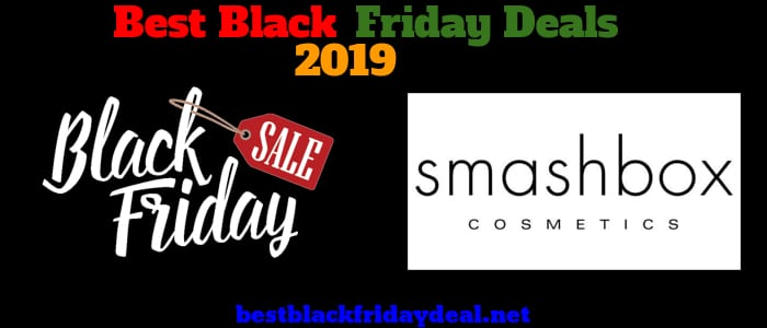 Smashbox Black Friday 2019 deals