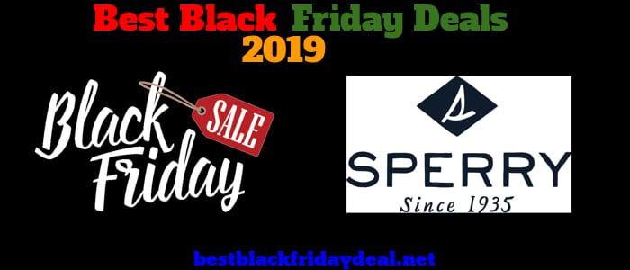 Sperry Black Friday 2019 Deals