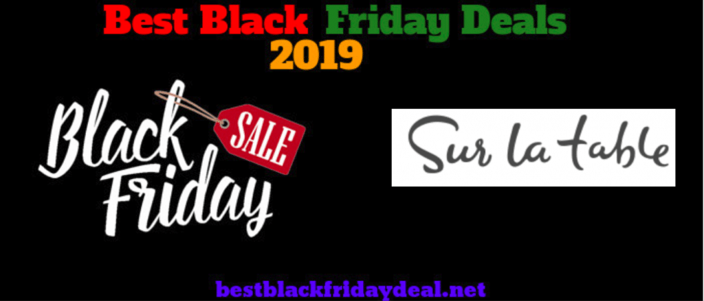 Sur La Table Black Friday Sale 2019