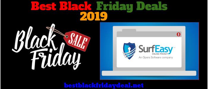 SurfEasy VPN Blaclk friday 2019 deals