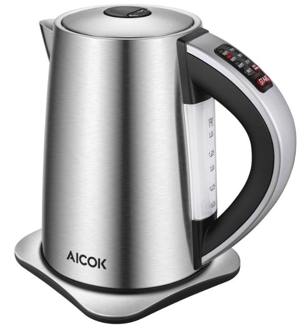 Temp Variable AICOK Electric Kettle