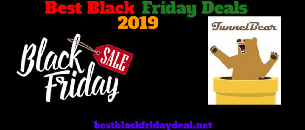 TunnelBear VPN Black Friday 2019
