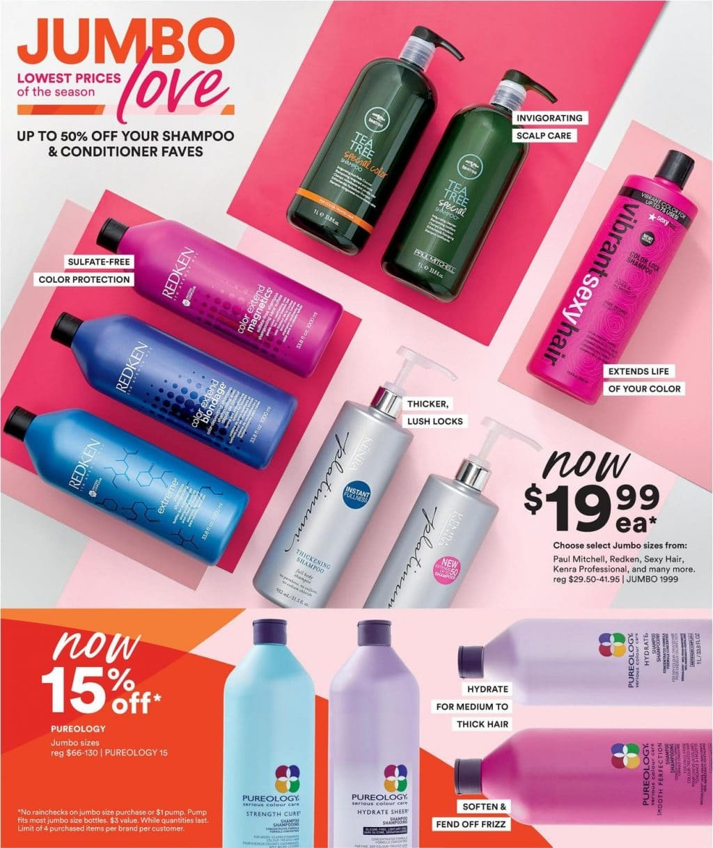 Ulta After Christmas Sale Ad Scan 2018