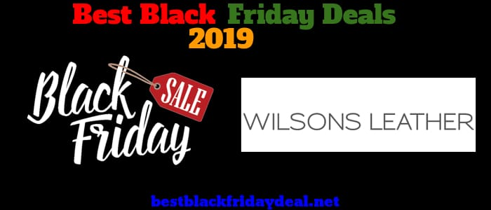 Wilson Leather Black Friday 2019 Deals