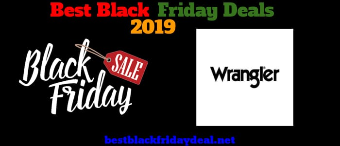 Wrangler Black Friday 2019 deals